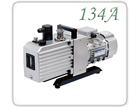 2XZ-4B ( 134A ) two Stage rotary vane vacuum pump